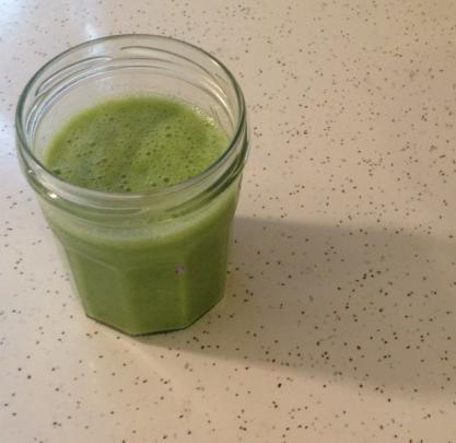 Green Protein Drink